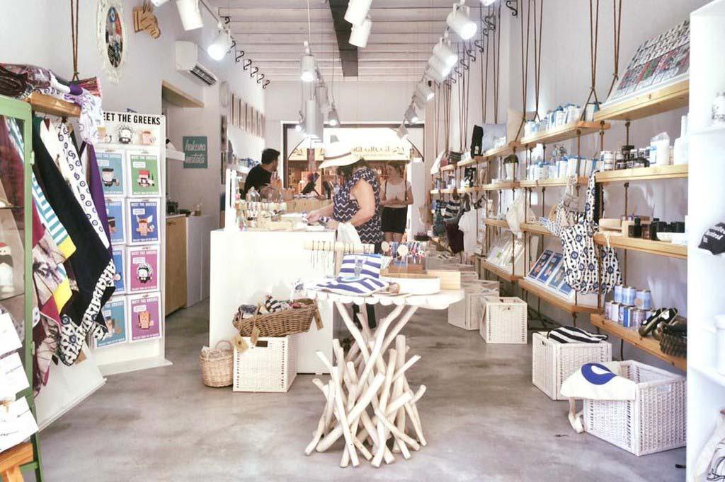 Souvenirs & Shops Rhodes